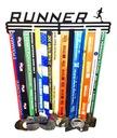Вешалка на медали RUNNER Бег 40 men доставка товаров из Польши и Allegro на русском