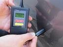 Miernik, tester grubości lakieru GL-1s Rodzaj sondy pomiarowej na przewodzie