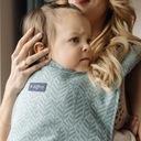 Nosidełko Zaffiro CITY do noszenia dzieci Opcje noszenia Na plecach Przodem