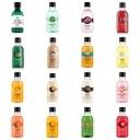 THE BODY SHOP żel pod prysznic GREEN TEA 250ml Produkt nie zawiera alkoholu aluminium amoniaku barwników olejów mineralnych parabenów parafiny PEG siarczanów silikonów składników pochodzenia zwierzęcego