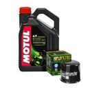 MOTUL 5100 10W40 4T ESTER 4L olej + filtr HF138