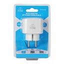 Inteligentne smart gniazdko WiFi Sterowanie zdalne Kod produktu PP-W162