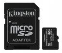 KINGSTON KARTA MICROSD 32GB MICRO CL10 ADAPTER SD Model SDCS2/32GB