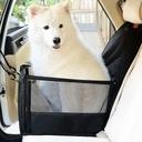Fotelik samochodowy dla psa transporter legowisko Szerokość 50 cm