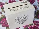коробка конверты 3D свадьба коробка свадьба