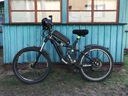 "RAPID S-2100 48V 28"" k/k konwersja na e-bike Zasięg 100 km"