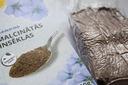 Zestaw len mielony i prażone siemię lniane Produkt nie zawiera antyzbrylaczy barwników cukru drożdży glutenu GMO jajek konserwantów laktozy nabiału oleju palmowego orzechów pestek pszenicy soi tłuszczy trans (utwardzanych)