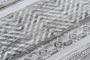 DYWAN NOBIS 120x170 cm BOHO ETHNIC szary #DEV995 Rodzaj z krótkim włosiem