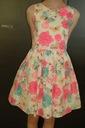 Elegancka letnia sukienka- roz. 134 Marka Cool Club