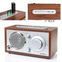 Радио Ретро Классический USB SD ДЕРЕВО First Austria доставка товаров из Польши и Allegro на русском