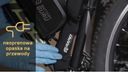 "RAPID S-1100 48V 26"" cz/k konwersja na ebike Moc silnika 1000 W"
