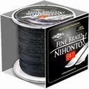 PLECIONKA NIHONTO FINE BRAID BLACK 0,25mm 300m