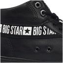 Big Star trampki damskie czarne EE274355 40 Materiał zewnętrzny tworzywo skóropodobne