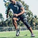 Stabilizator na kolano Compex Trizone Knee S Prawy Przeznaczenie dorosły uniwersalne