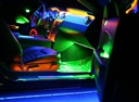 OŚWIETLENIE WNĘTRZA AUTA kabiny samochodu RGB LED Typ samochodu Samochody osobowe Samochody dostawcze Samochody ciężarowe Autobusy