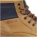 Buty Big Star j.brąz botki damskie EE274004 38 Materiał wkładki inny materiał