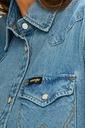 WRANGLER KOSZULA JEANSOWA OVERSIZE BOYFRIEND XL/42 Kolor niebieski