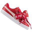 18c1c4ce083076 Buty sneakersy damskie Puma Basket Heart 364082-03