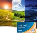 AIR OPTIX Night & Day Aqua 6szt miesięczne Średnica (DIA) 13.8 mm