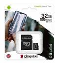 KARTA KINGSTON 32GB MICRO SD CLASS 10 + CZYTNIK M2 Producent Kingston