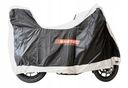 Pokrowiec na motocykl z kufrem BIKETEC AQUATEC L