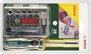 Bosch 28 частичный комплект бит наконечников