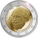 2 евро Греция Андреас Kalvos 2019 доставка товаров из Польши и Allegro на русском