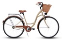 Damski rower miejski GOETZE 28 eco damka + kosz Waga 16 kg
