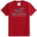HOLLISTER by Abercrombie T-Shirt Koszulka USA M Waga (z opakowaniem) 0.2 kg
