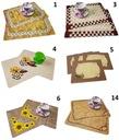 instagram коврик ?????????? коврики стол Instagram четыре разные