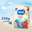 NESTLE Kaszka mleczno-ryżowa malina 230g Rodzaj kaszki mleczna