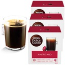 капсулы Dolce Gusto Nescafe Американо комплект 3 +1