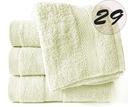 KOMPLET RĘCZNIKI BAWEŁNIANE 2x 70x140 + 2x 50x100 Gramatura ręcznika 410-500 GSM