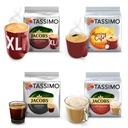 Tassimo Bosch Vivy2 + 144 kawy i napoje TASSIMO Moc 1300 W