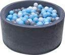 Сухой Бассейн Сертификат Ноль + с мячами 200 шарами