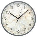 Часы настенные серый с marmurkowym рисунком 25 см доставка товаров из Польши и Allegro на русском