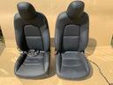 Tesla Model 3 fotel kierowca pasażer całe komplet