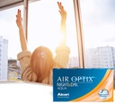 AIR OPTIX Night & Day Aqua 6szt miesięczne Uwodnienie 24%