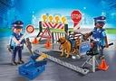 Playmobil 6924 Blokada Policyjna Policja + katalog Płeć Chłopcy Dziewczynki
