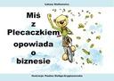 Przedsiębiorczy maluch - książka Miś z Plecaczkiem