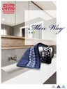 Ręcznik Men Way 70x140 Grafit Greno Mikrobawełna EAN 5905164111492