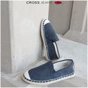 Espadryle CROSS Jeans damskie granat DD2R4108 39 Płeć Produkt damski