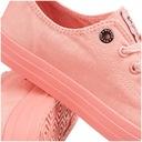 Trampki Big Star damskie czerwone DD274444 buty 38 Długość wkładki 24 cm