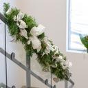 GIRLANDA 500 cm SZTUCZNA CHOINKOWA ZIELONA ŁAŃCUCH Kod produktu Choinka ozdoba świąteczna