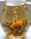чай цветение белая /зеленый Oriental Beauty 1шт
