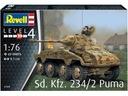 Sd. Kfz. 234 / 2 Puma - Revell 03288 доставка товаров из Польши и Allegro на русском