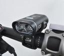 Zestaw LED tył przód XPG500 na USB lampka rowerowa Zasilanie USB