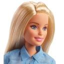 Mattel - Zestaw Barbie w podróży Ken i Chelsea Materiał Plastik Tkanina