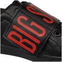 Trampki damskie Big Star czarne buty EE274037 37 Materiał zewnętrzny tworzywo skóropodobne
