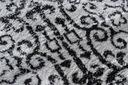 DYWAN NOBIS 120x170 cm ORNAMENTY szary #DEV998 Materiał wykonania wiskoza